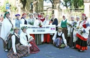 Koris Rīgā 2013